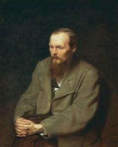 Портрет Достоевского 1872г.